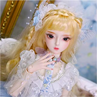 4D Mini 13 Joint Doll Nude Fashion Puppe Spielzeug Geschenk 30cm