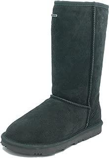 K.Signature Womens Katie Tall Classic Australian Sheepskin Winter Boots
