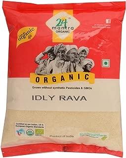 24 Mantra Organic Idly Rava - 4 Lb, (Pack of 1)