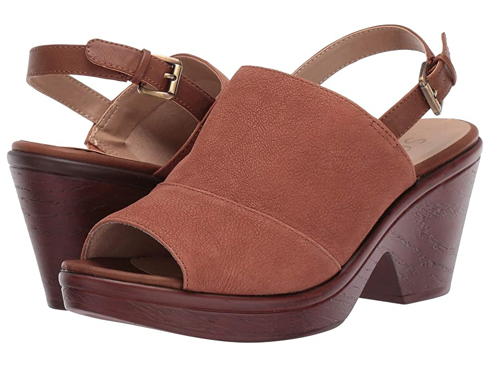 SOUL Naturalizer Faye (New Bread Leather/Smooth) High Heels
