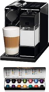 Nespresso De'Longhi Lattisima Touch Animation EN560.B - Cafetera monodosis de cápsulas Nespresso con depósito de leche, 6 ...