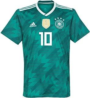 Adidas Performance Germany Away Özil 10 - Camiseta de Manga Corta (impresión Oficial)