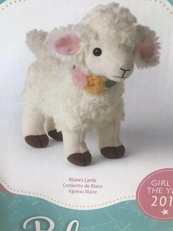 American Girl GOTY 2019 Blaire's Lamb Penelope