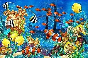 Future Coated Wallpaper 3 meters x 3.8 meters