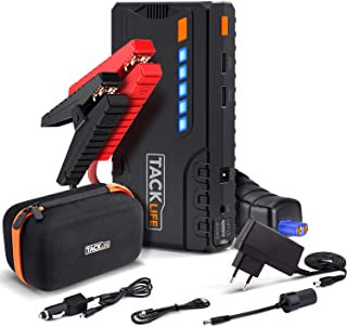 TACKLIFE T6 800A Peak 18000mAh Car Jump Starter (up to 7.0L Gas, 5.5L Diesel Engine) with..