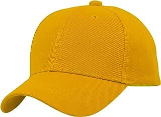 571a433cd2e TOP HEADWEAR TopHeadwear Blank Kids Youth Baseball Adjustable Hook and Loop  Closure Hat