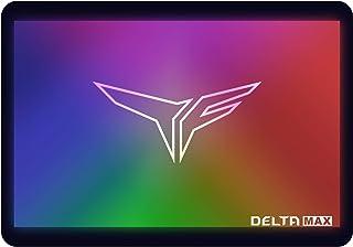 Team ARGB(5V発光型) SSD DELTA MAXシリーズ 500GB SATA3接続 2.5インチ 9.5mm厚 日本国内3年保証 正規品