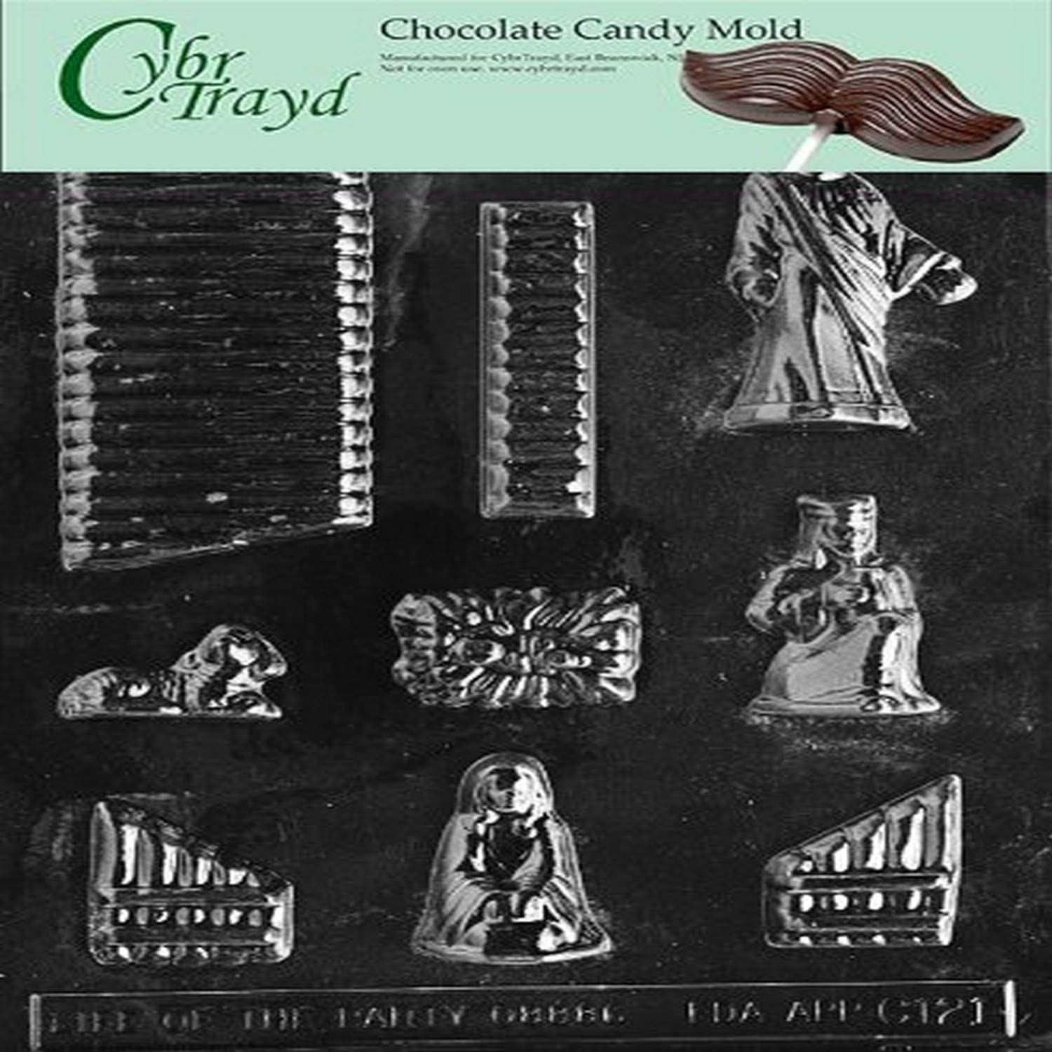 NATIVITY SCENE OFFicial chocolate candy Sale mold