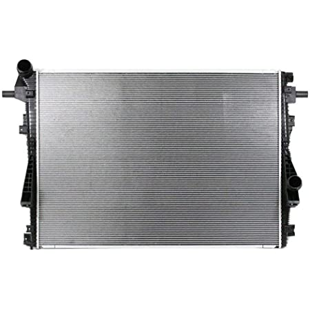 For Ford F-250 Super Duty 2011-2016 CSF 3602 Engine Coolant Radiator
