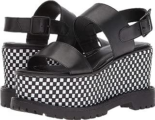 Women's Cady Platform Sandals, Black, Size 9.5