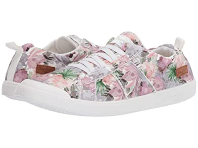 Blowfish Vex (Off-White Superbloom Haze Print Canvas) Women