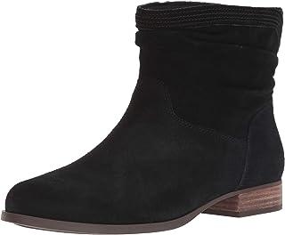 Koolaburra by UGG Women's Lorelei Fashion Boot, Black, 10 Medium US