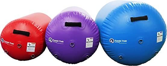 Tumbl Trak Air Barrel, Purple, 36in