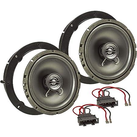 Tomzz Audio 4050 000 Lautsprecher Einbau Set Passend Elektronik