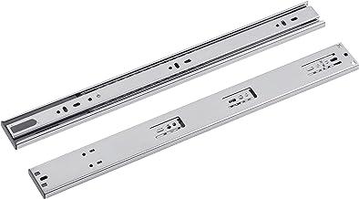 Metafranc Precisie kogelprecisie volledig uittrekbaar - 450 mm lengte - 35 kg draagkracht - Soft-Close demping - licht loo...