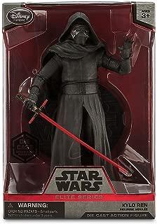 Star Wars Kylo Ren Elite Series Die Cast Action Figure - 7 1/2 Inch The Force Awakens