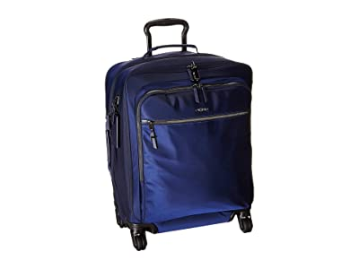 Tumi Voyageur Tres Leger Continental Carry-On (Midnight) Carry on Luggage