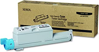 Xerox Phaser 6360 Cyan High Capacity Toner Cartridge (12,000 Pages) - 106R01218