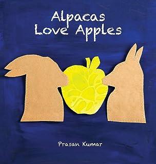 Alpacas Love Apples
