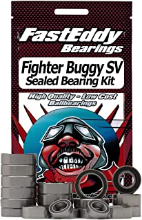Tamiya Fighter Buggy SV (DT-02) Sealed Ball Bearing Kit for RC Cars