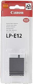 Canon Lp-E12 - Batería para cámara de Fotos para Canon EOS (Lithium Ion Li-Ion)