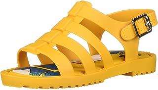 Mini Melissa Kids' Mini Flox + Disney Flat Sandal