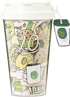 20周年チャームタンブラー パーティー スターバックス Starbucks coffee 355ml Party
