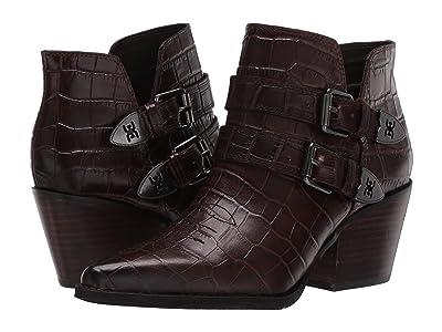 Sam Edelman Windsor (Brown Splendor Croco Leather) Women