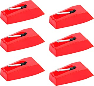 UPINS Record Player Needle Stylus Replacement Turntable Needle for Vinyl LP Phonograph (6 PACK)