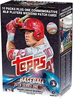 topps definitive baseball box