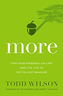 More: Find Your Personal Calling and Live Life to the Fullest Measure (English Edition)