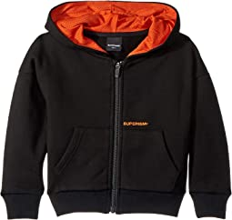 Tatum Fleece Full Zip Jacket (Toddler/Little Kids/Big Kids)