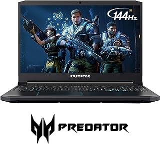 2019 Acer Predator Helios 300 ゲーミングラップトップ、15.6インチ FHD 144Hz 3ms IPS ディスプレイ、第9世代 Intel 6-Core i7-9750H 最大4.5GHz、GTX 1660 Ti...
