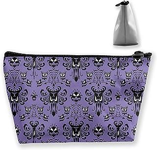 جوسيركتر قصر مسكون حقيبة مستحضرات التجميل مقاومة للماء حقائب ماكياج أدوات الزينة منظم للنساء