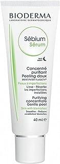 BioDerma Sebium serum-Night Purifying Concentrate Gentle peel (EXPIRATION DATE 09/20) 40ML