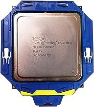 HP Intel Xeon E5-2680 v2 2.8Ghz 10Core CPU 730235-001 LGA2011 SR1A6 (Renewed)