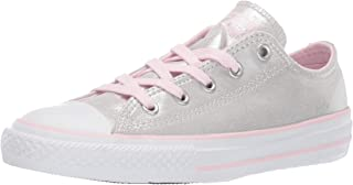 Converse Kids' Chuck Taylor All Star Shimmer Low Top Sneaker