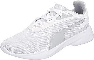 PUMA Jaro Knit Puma White-High Rise-Puma Silv Spor Ayakkabılar Erkek