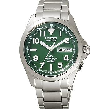 [シチズン]CITIZEN 腕時計 PROMASTER プロマスター エコ・ドライブ 電波時計 ランドシリーズ PMD56-2951 メンズ