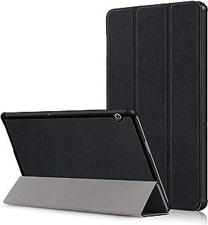 XITODA Custodia per Huawei MediaPad T5 10 - Ultra Slim PU Pelle Protezione Smart Cover per Huawei Mediapad T5 10.1 Pollici...