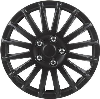 comprar comparacion Unitec 7517 Suzuka - Tapacubos (4 Unidades), Color Negro