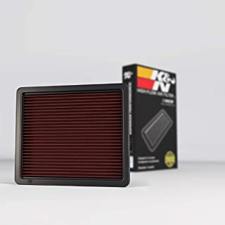 K&N Engine Air Filter: High Performance, Premium, Washable, Replacement Filter: 1998-2008 Toyota/Lexus (Crown Majesta, Cel...