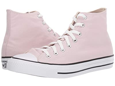Converse Chuck Taylor(r) All Star(r) Seasonal Hi (Barely Rose) Classic Shoes
