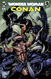 Wonder Woman Conan #6 (of 6)