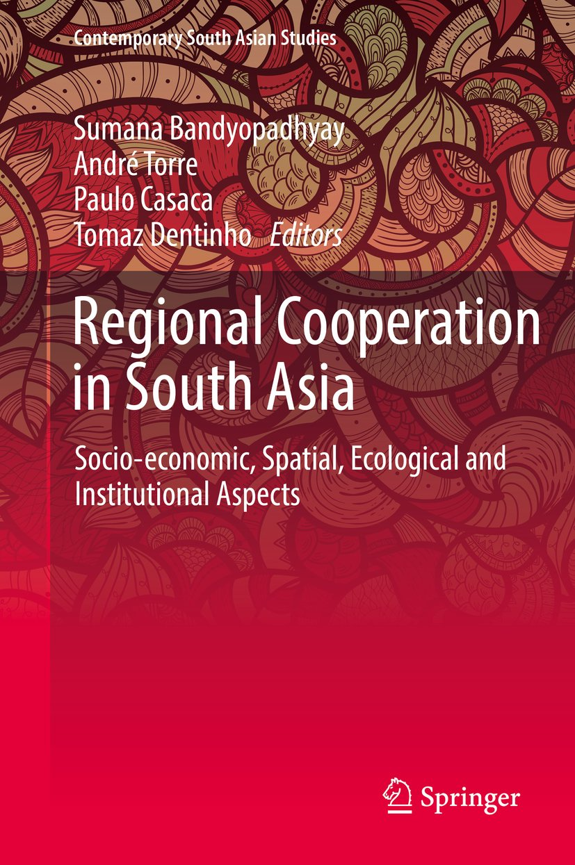 Regional Cooperation in South Asia: Socio-economic, Spatial, Ecological and Institutional Aspects (Contemporary South Asian Studies)