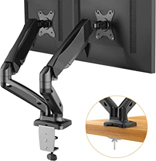 dual screen monitor stand