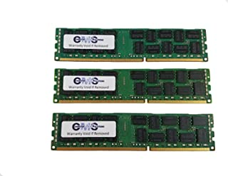 24Gb (3X8Gb) Memory Ram Compatible with Ibm System X3650 M3 7945 Ddr3-Pc133 Ecc Reg For Servers Only By CMS B105