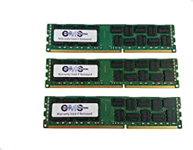24Gb (3X8Gb) Memory Ram Compatible with Ibm System X3650 M2 4199, 7947 Ddr3 Ecc Reg For Servers Only By CMS