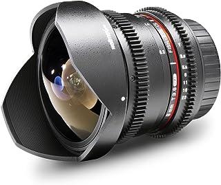 Walimex pro 8/3.8 Fish-Eye II Lens VDSLR for Pentax Q