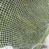 HAIZHEN Velas de Sombra Red de protección contra Aves Red de Aves de jardín Red de Verduras de Frutas Flor de Estanque de jardín de Flores, Blanco para Patio, césped y jardín (Size : 6×1.6m/20×5ft)